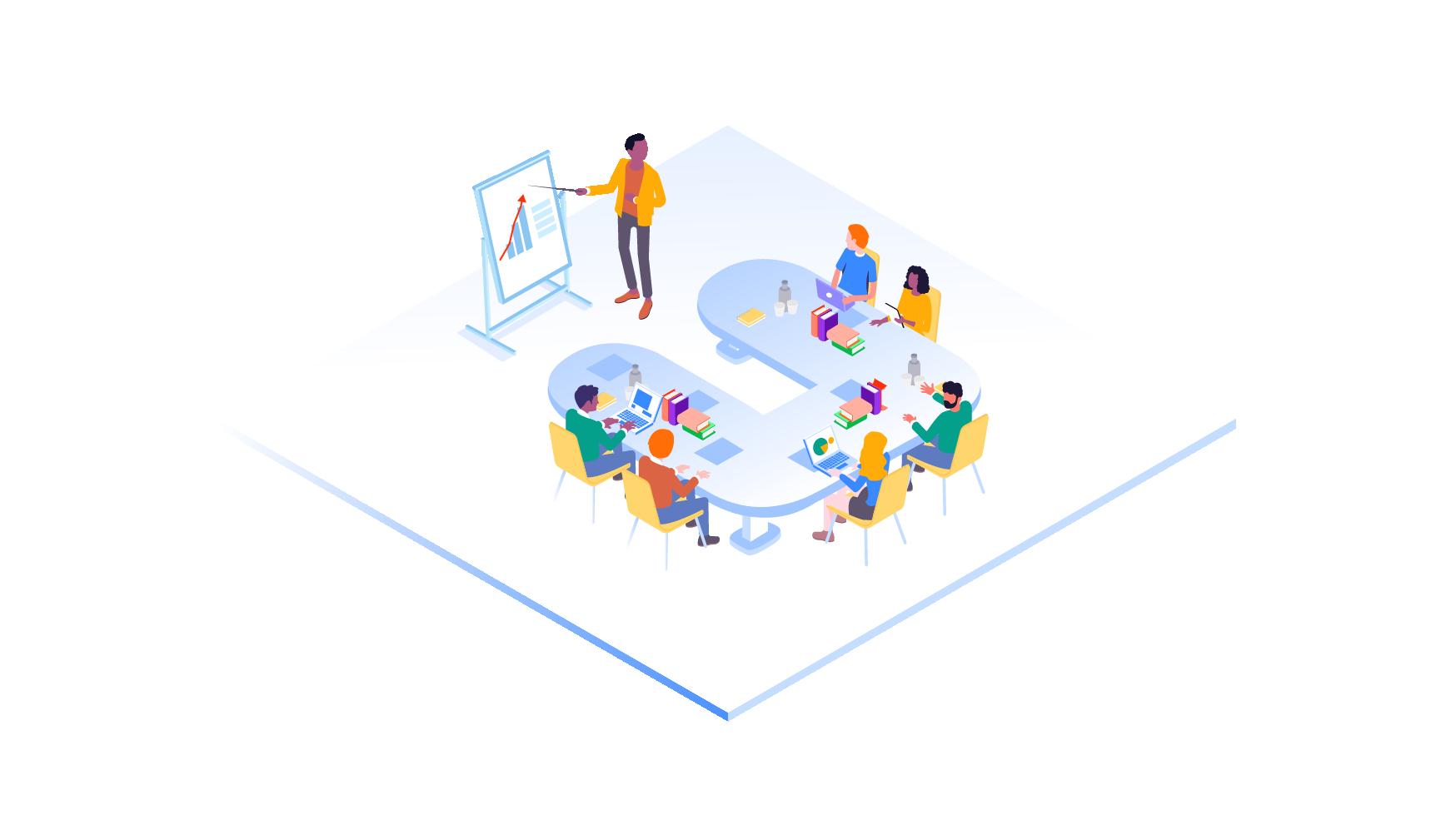Learndot education services marketing plan