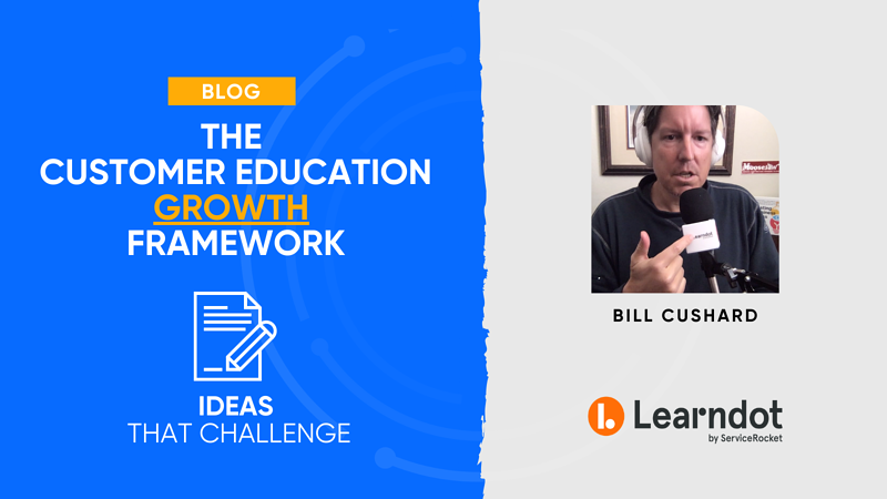 The customer education growth framework