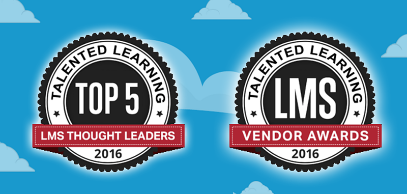 Learndot Earns 2 LMS Awards